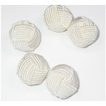 "Button Ball 3/4"" Round 10 Pack"
