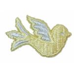 Iron on Patch Applique - Dove