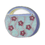 Iron On Patch Applique - Cosmetic Purse 9267