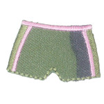Iron On Patch Applique - Camo Shorts