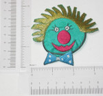 Iron On Patch Applique - Clown