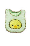 Iron On Patch Applique - Baby Bib Small