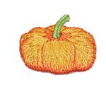 Iron On Patch Applique - Pumpkin.