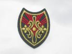 Iron On Patch Applique - Crest Decorative