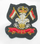 Iron On Patch Applique - Crest USA