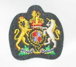 Iron On Patch Applique - Crest Lion & Unicorn