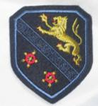 Iron On Patch Applique - Lion CRest