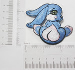 Iron On Patch Applique - Long Ear Rabbit Bunny