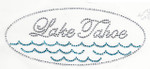 Rhinestud Applique - Lake Tahoe