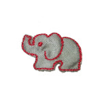 Iron On Patch Applique - Elephant