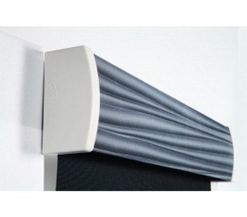 Impulse 1 Piece Roller Shade Amp Valance Slow Up Double
