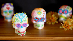 Day of The Dead Sugar Skull 10/9 & 10/10  6:30