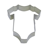 Tinplated steel cookie cutter.  Hand wash & dry thoroughly before storing. Can also be used for a T-shirt.