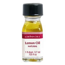 Lemon Oil Flavor