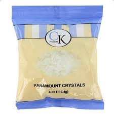 Paramount Crystals