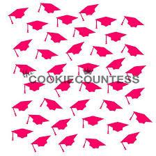 Graduation Caps Mini