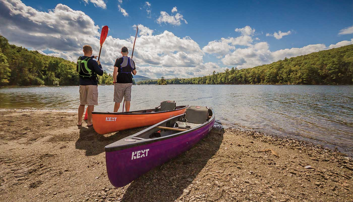 Rent Canoes, Kayaks & SUPs from Sherper's starting at $30 per day.