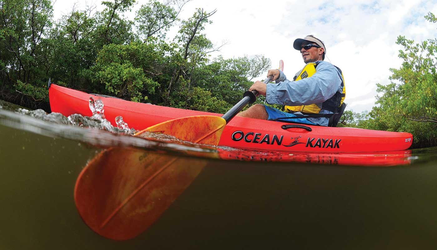 Save 10% On All Ocean Kayaks