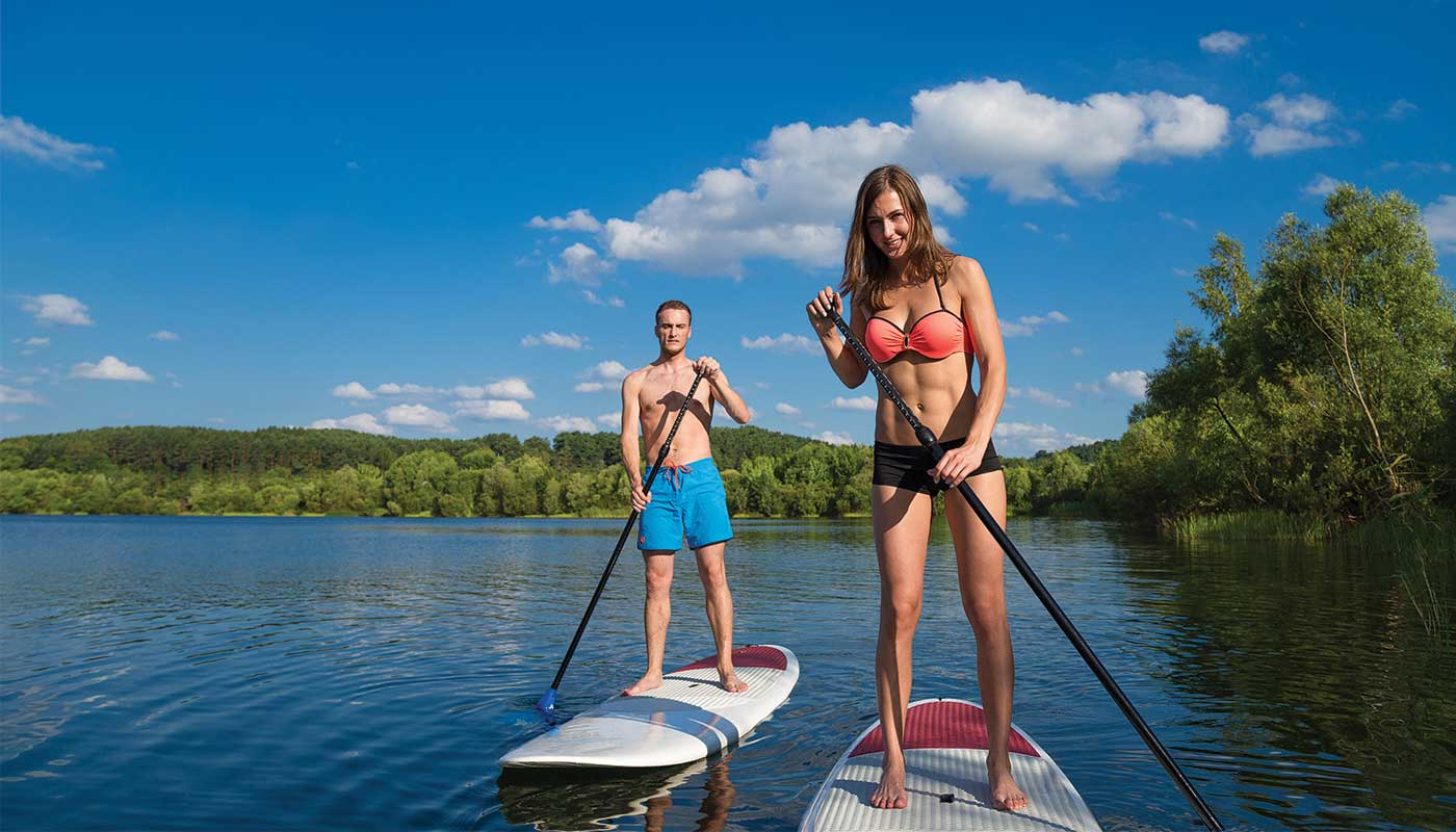 Buy One Get One 50% Off Stand Up Paddleboards