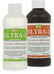 Standard Ultra Combo Kit (8 ounce each of Ultra-1 and -2 bottle). Larger 16 ounce size available.