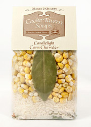 Makes 6 to 8 - 8 ounce servings of soup - without MSG, salt or preservatives. Also freezes well!