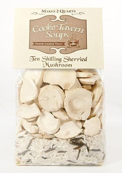 Makes 6 to 8 ounce servings of soup - without MSG, salt or preservatives. Also freezes well!