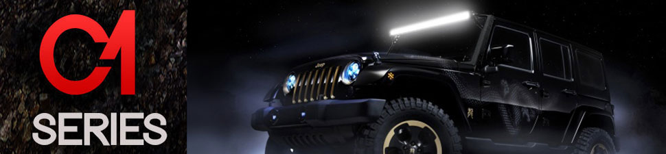 led light bar off-road