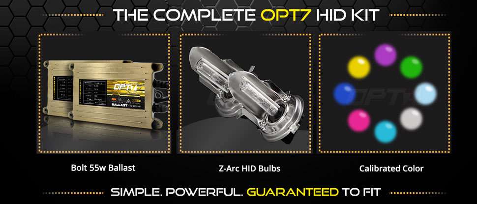 hid bolt 55w light kit