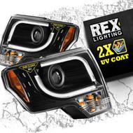 2009 2010 2011 2012 2013 2014 for f-150 headlight rex lighting