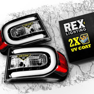 toyota fj cruiser 2007 2008 2009 2010 2011 2012 2013 tail lights rex lighting