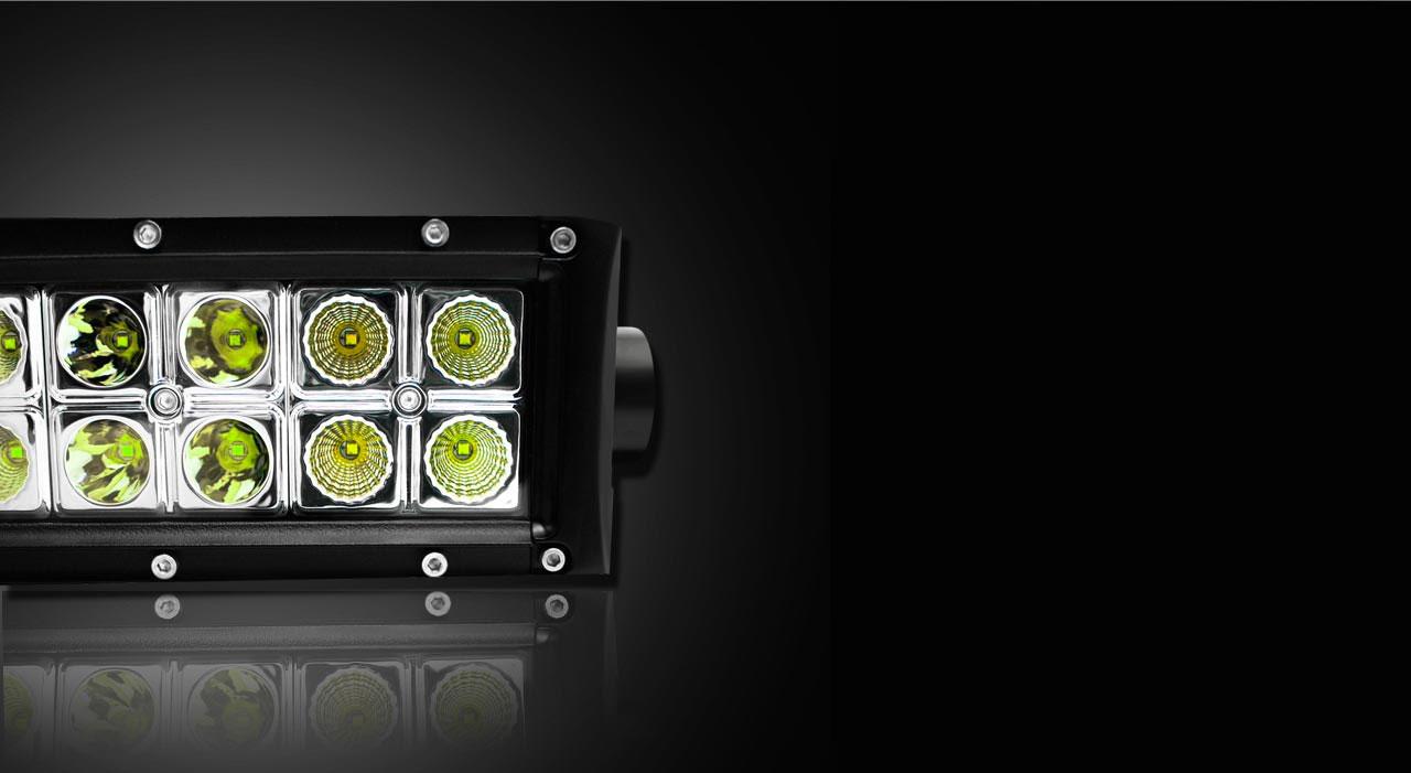 Bright LED Light Bars