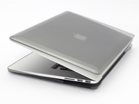 "Air Jacket Clear Black for MacBook Pro 15"" with Retina Display"