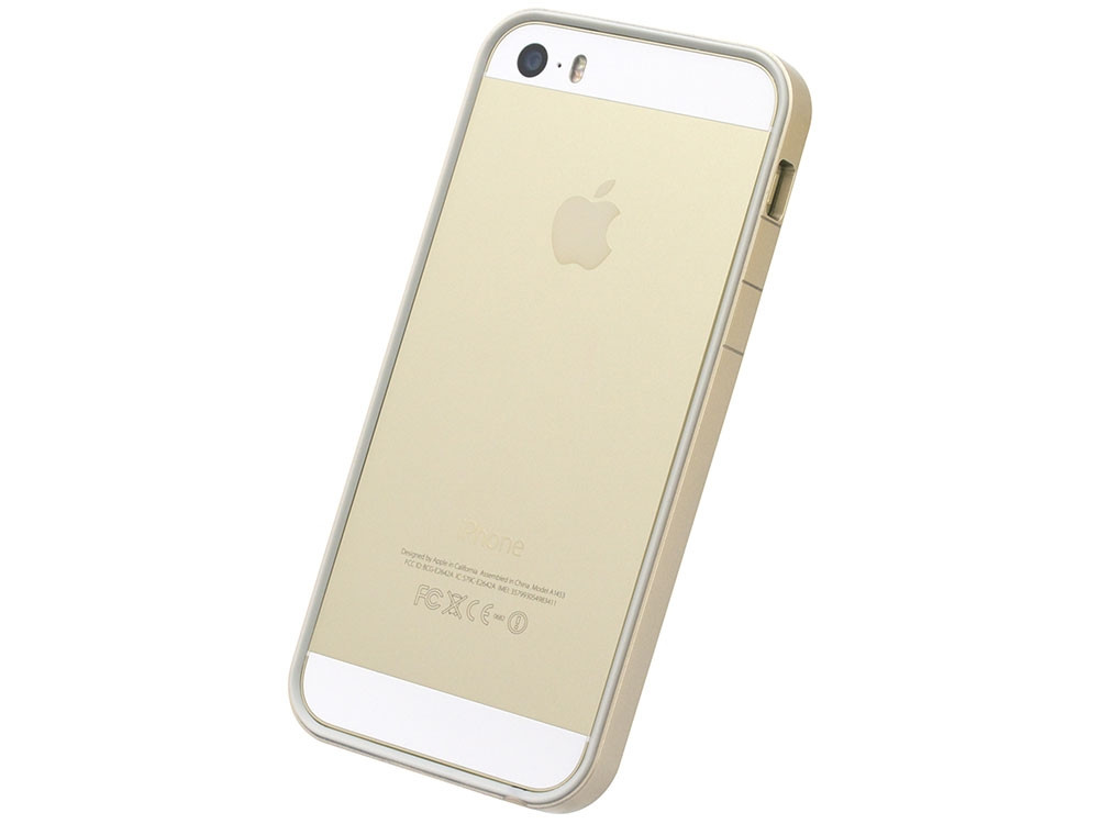 iphone 5s gold case. image 1 iphone 5s gold case