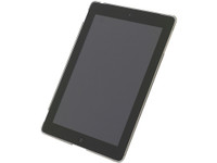 Air Jacket Model for Smart Cover/Clear Black for iPad 2/3/Retina