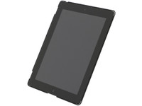Air Jacket Model for Smart Cover/Rubber Black for iPad 2/3/Retina