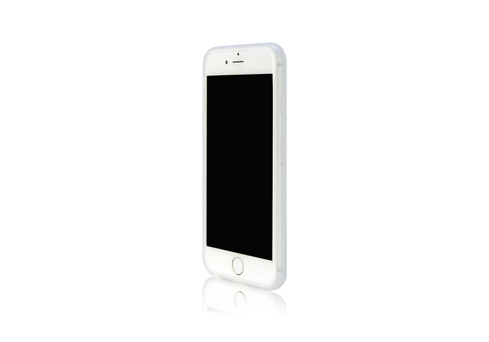 Silicone Jacket for iPhone 6 side front