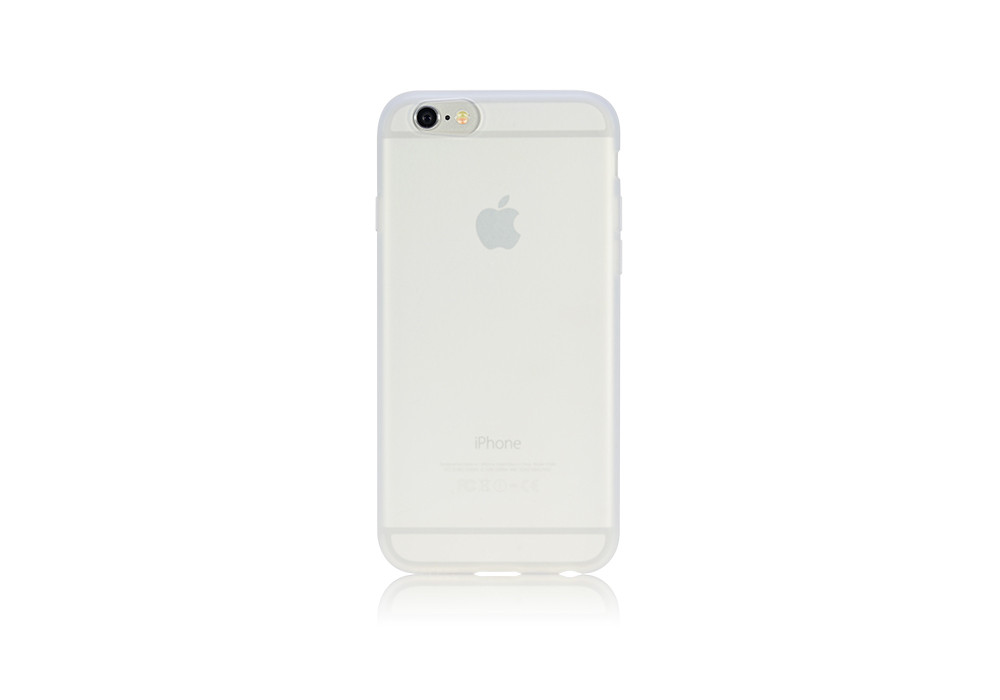 Silicone Jacket for iPhone 6 back