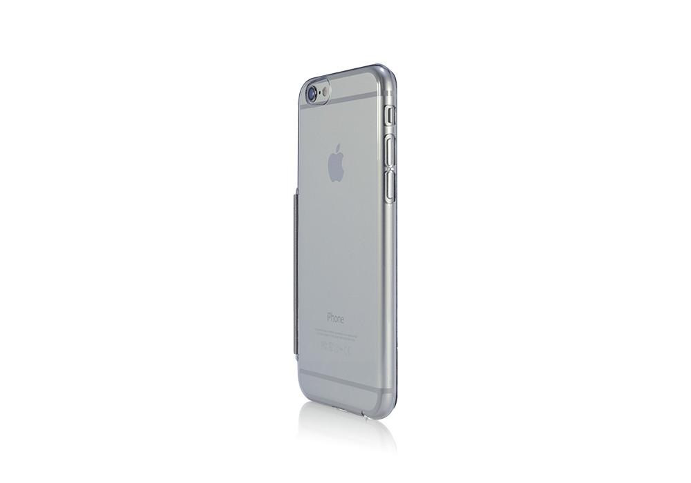 Air Jacket Flip for iPhone 6 Plus closed back