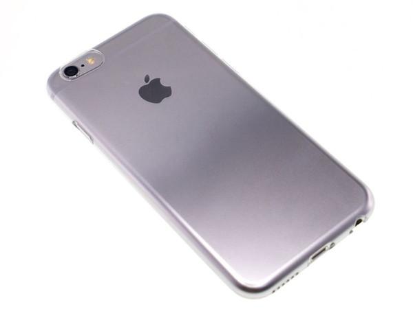 Jacket Set for iPhone 6s Plus/6 Plus Gradation Silver Back