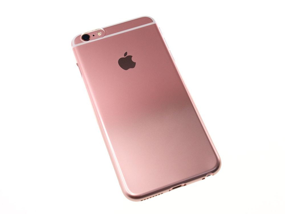 rose gold iphone air jacket set for iphone 6s plus 6 plus gradation gold 1055