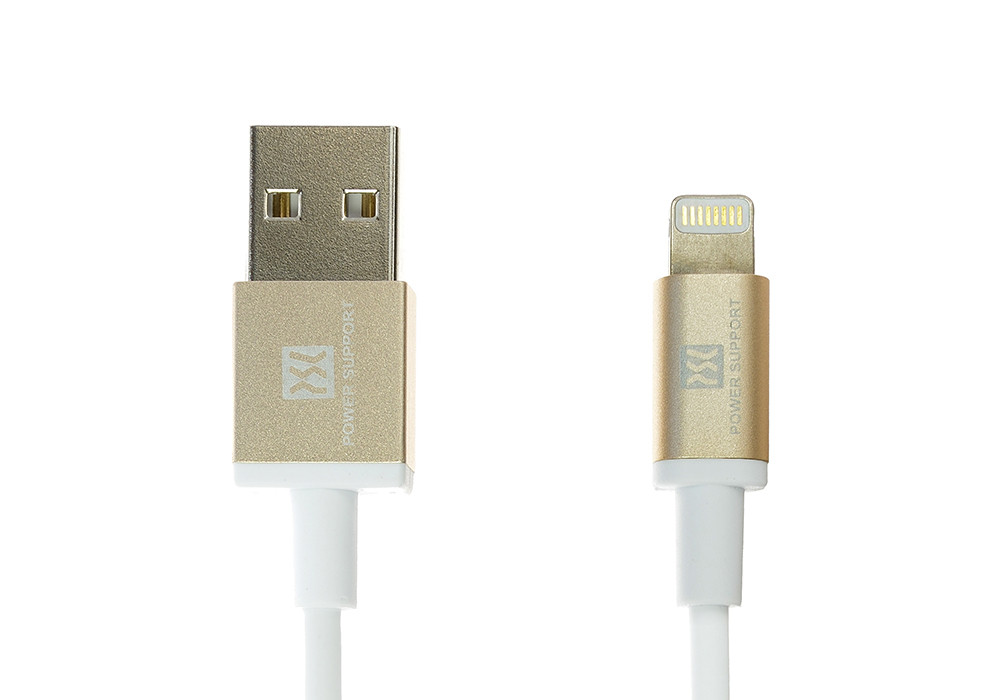 USB 2.0 Type A to Lightning - Gold