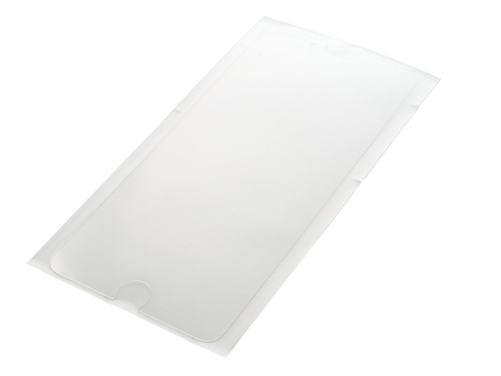 Anti-Glare Hybrid Screen Protector Film for iPhone 6 out of the package