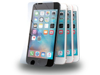 Power Support Hybrid Crystal Film Set for iPhone 6s Plus/6 Plus
