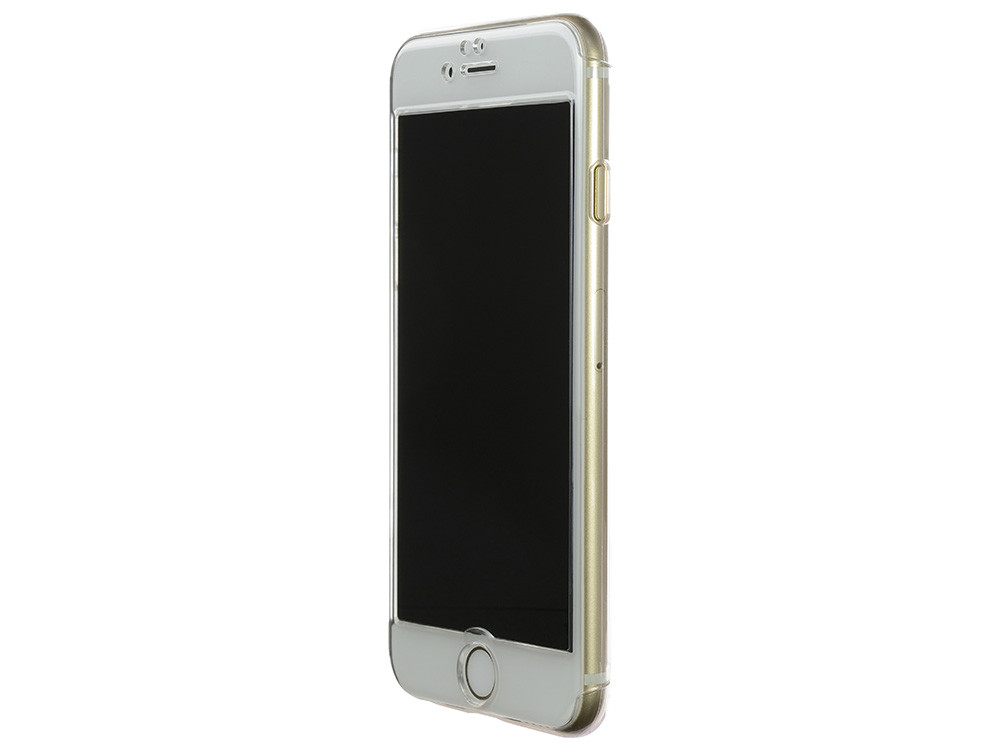 Full Cover and Glass Film for iPhone 6s/6 front