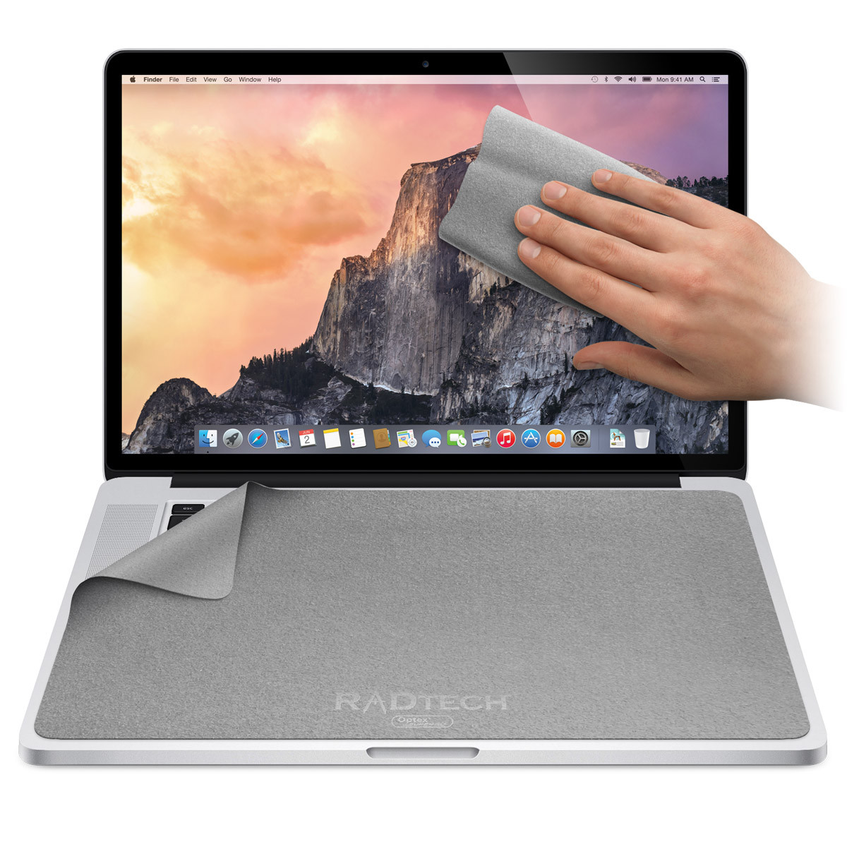 ScreenSavrz, Apple MacBook Pro Retina 13 - Gray