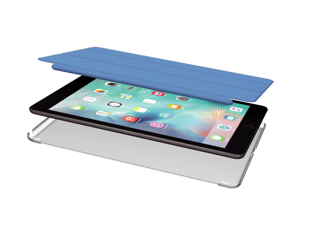 Air Jacket for iPad Pro 9.7 inch - Clear-with Smart Cover
