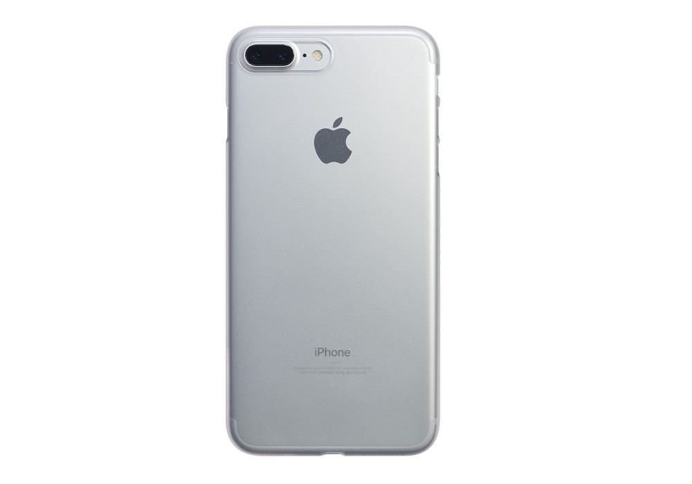 Iphone  Plus Clear Cover