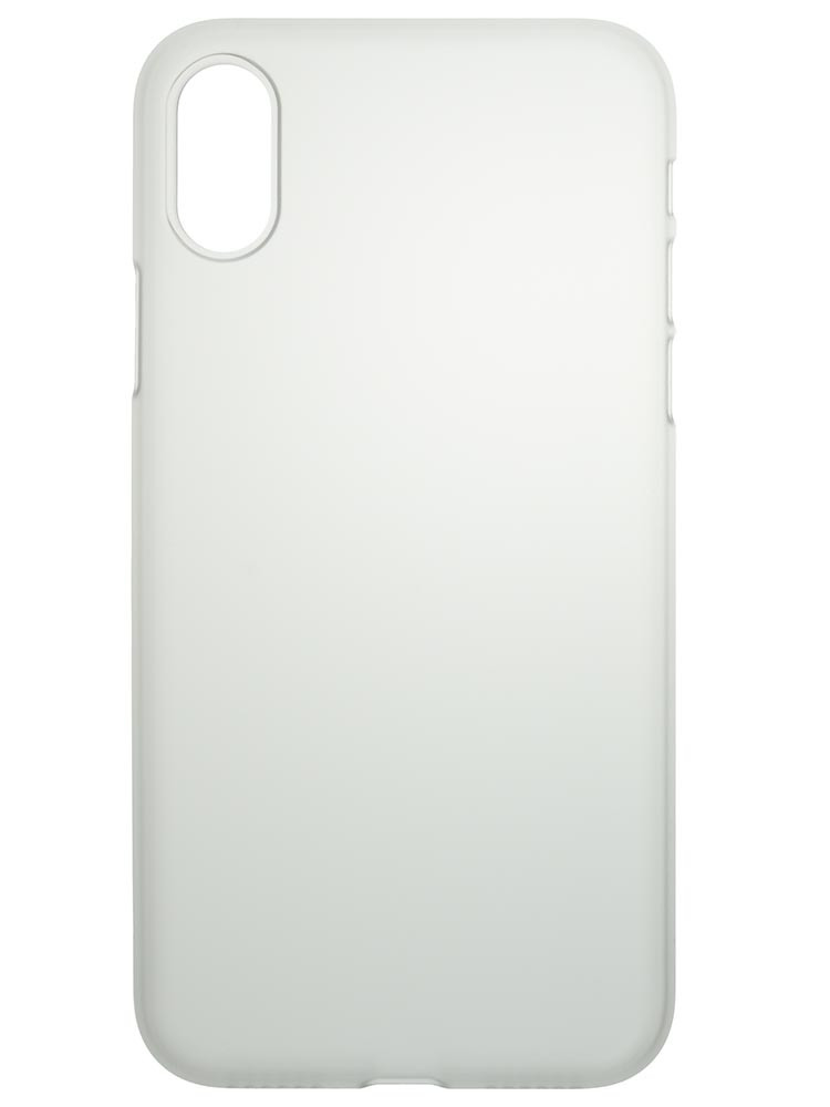 Air Jacket for iPhone X Clear Matte