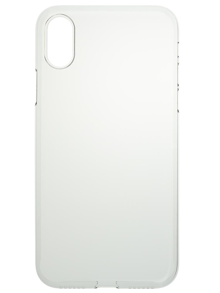 Air Jacket for iPhone X Clear