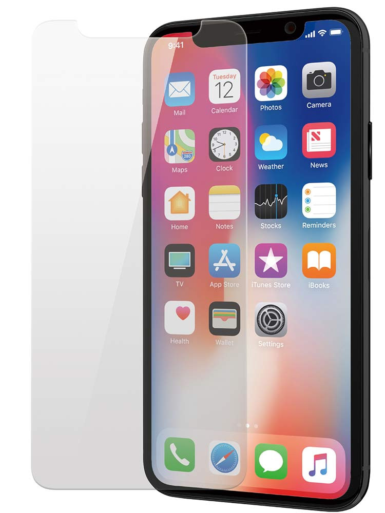 NanoCeram Glass Film GT for iPhone X